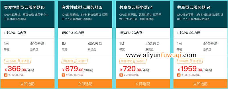开年Hi购季节服务器优惠价格表